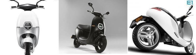 ecooter-e1-model