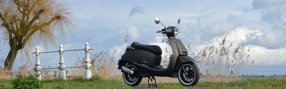 Riva scooter full option