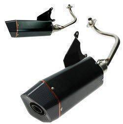bullut-racing-zip-scooter-uitlaat