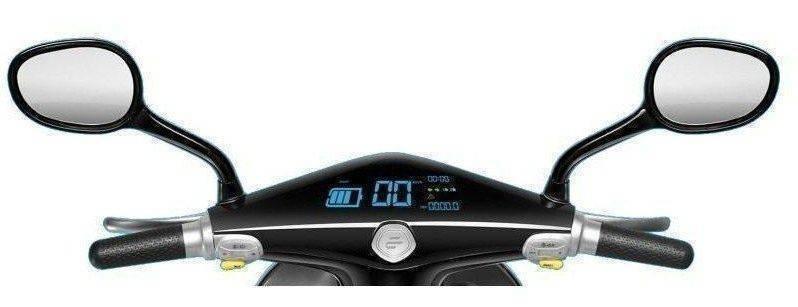 display-elektrische-scooter-stuur