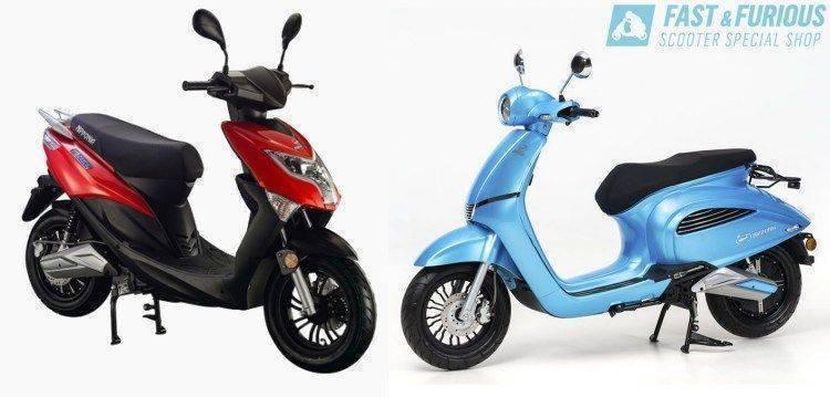 elektrische-scooter-modellen