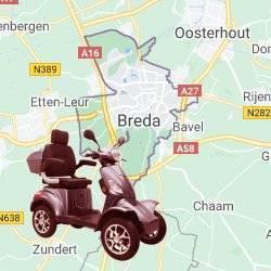 scootmobiel-Breda