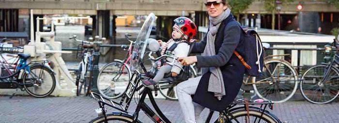 Elektrische-moeder-of-transport-fiets