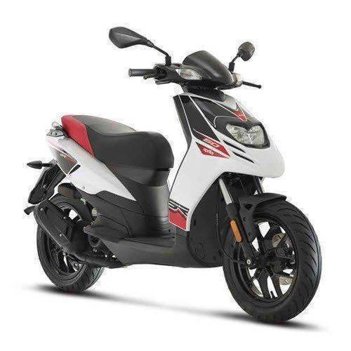 aprilia sr50 motard scooter kopen of leasen goedkoop online. Black Bedroom Furniture Sets. Home Design Ideas