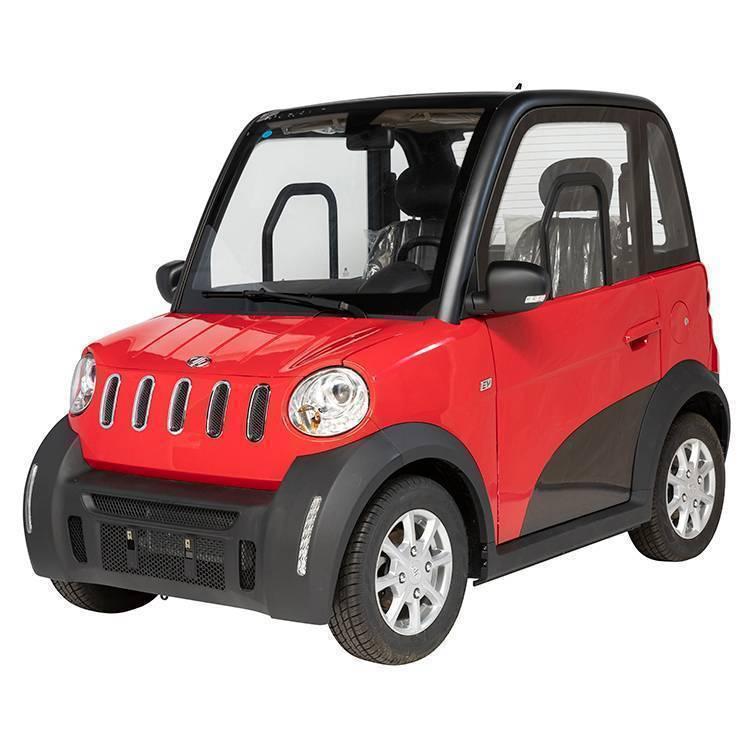 Move Citycar Elektrische 45 Km Auto Kopen Of Leasen