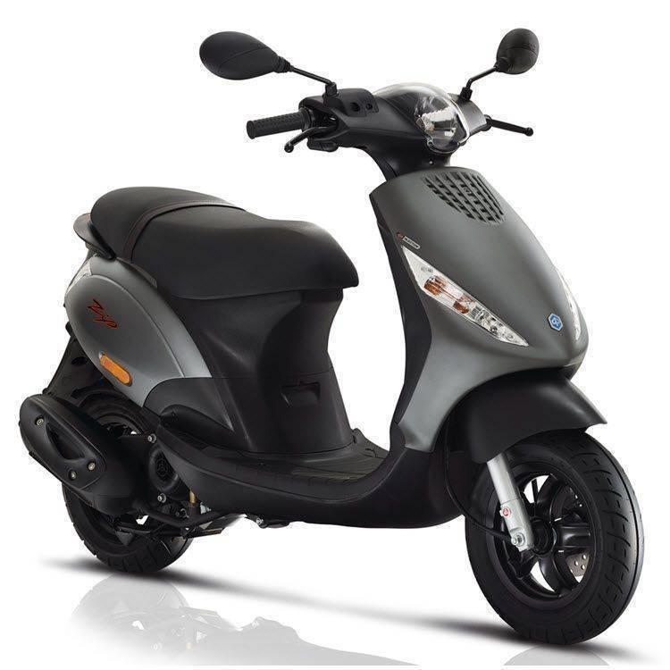 Piaggio Zip 50 4 Takt Euro4