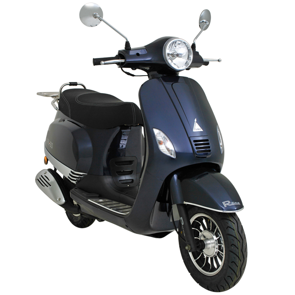 Turbho RL-50 EURO4 Scooter Kopen Of Leasen Goedkoop Online