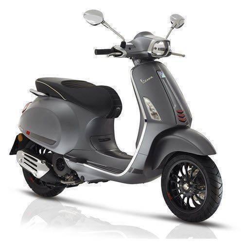 Verrassend Vespa Sprint S 125 EURO4 motoscooter kopen of lease goedkoop online ML-96