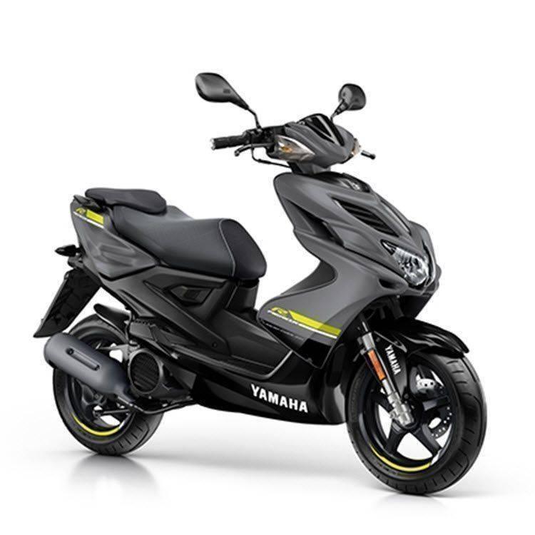 Yamaha Aerox 4 4 Takt Euro4