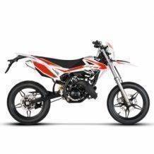 Beta RR50 Motard wit