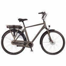 Puch E-Ambient-S Men Sand Grey Matt