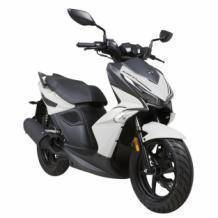 Kymco New Super8 wit