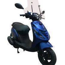 Piaggio Zip SP custom BMW  blauw