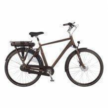 Puch E-Ambient Men Forest Brown