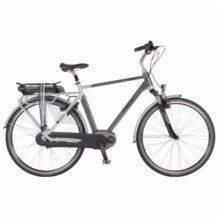 Puch E-Symphony Men Platinum & Zinq Grey Gloss