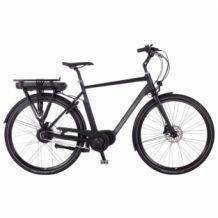 Puch E-Techno Men Coal Black Matt