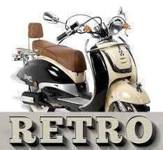retro scooter kopen