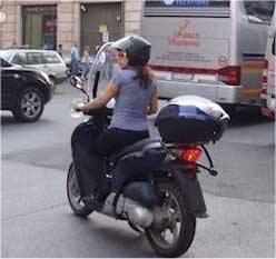 scooter-woon-werk-verkeer