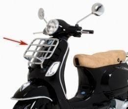 scooter voordrager